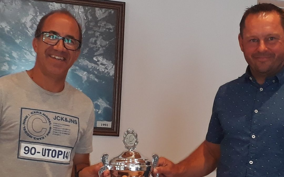 Zillertal Cup: Rückgabe Wanderpokal
