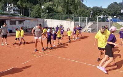 Erlebnistag am Kundler Tennisplatz