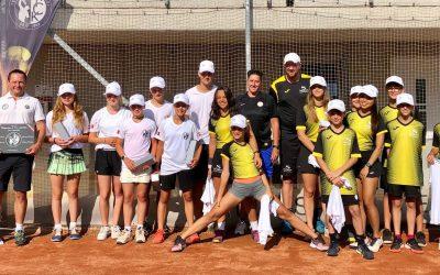 Italienische Tennisschule war zu Gast beim TCK