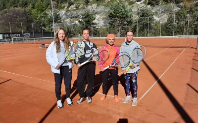 U15-Mädels holen Tiroler Vizemeistertitel nach Kundl
